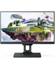 "Monitor BenQ - PD2500Q, 25"", 2K, IPS, Anti-Glare, USB Hub, gri -1"