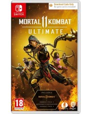 Mortal Kombat 11 Ultimate Edition (Nintendo Switch)