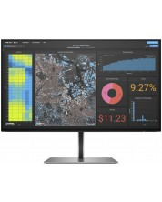 "Monitor HP - Z24f G3, 23.8"", FHD, IPS, Anti-Glare, USB Hub, gri -1"