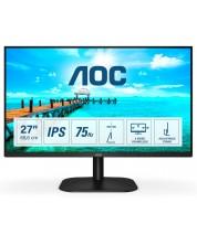 """Monitor AOC - 27B2DA, 27"""", FHD, IPS, negru -1"""