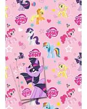Hartie si etichete pentru cadouri Danilo - My Little Pony -1