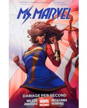 Ms. Marvel: Vol. 7 Damage Per Second
