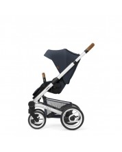 Scaun cu parasolar pentru carucior Mutsy  Nio Adventure Midnight Blue -1