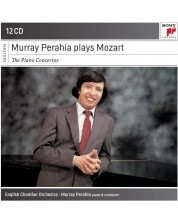 Murray Perahia- Mozart: The Complete Piano Concertos (12 CD)
