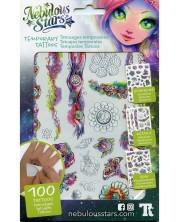 Tatuaje Nebulous Stars - Coralia, 100 buc., diverse -1