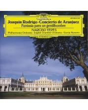 Garcia Navarro - Rodrigo: Concierto De Aranjuez (CD)