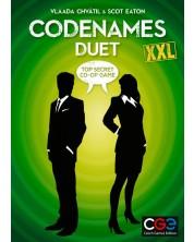Joc de societate pentru 2 Codenames: Duet XXL - de familie