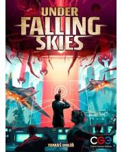 Joc de societate solo Under Falling Skies - de strategie