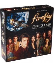 Joc de societate Firefly: The Game - de strategie
