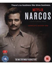 Narcos Season 1 (Blu-Ray)