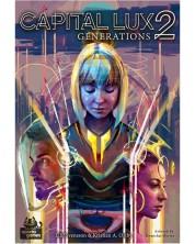 Joc de societate Capital Lux 2: Generations - de strategie