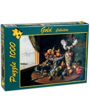 Puzzle Gold Puzzle de 1000 piese - Natura statica