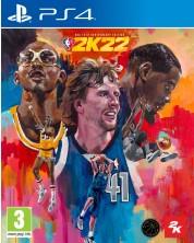 NBA 2K22 - 75th Anniversary Edition (PS4) -1