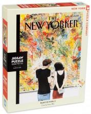 Puzzle New York Puzzle de 1000 piese - Desen in pixeli