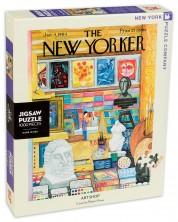 Puzzle New York Puzzle de 1000 piese - Magazin de arta