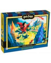 Puzzle New York Puzzle de 1000 piese - Quidditch