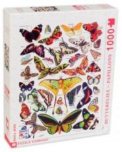 Puzzle New York Puzzle de 1000 piese - Fluturi