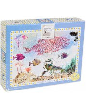 Puzzle New York Puzzle de 48 piese - Swimmy si prieteni
