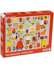 Puzzle New York Puzzle de 500 piese - Colectia de uz casnic