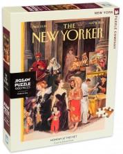 Puzzle New York Puzzle de 1000 piese - Luni la intalnirea