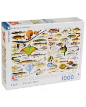 Puzzle New York Puzzle de 100 piese - Pesti