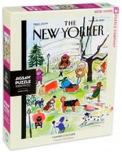 Puzzle New York Puzzle de 1000 piese - Moda cateilor