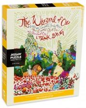 Puzzle New York Puzzle de 1000 piese - Vrajitorul din Oz