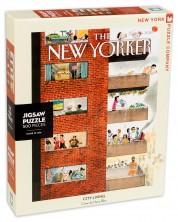 Puzzle New York Puzzle de 500 piese - Viata la oras