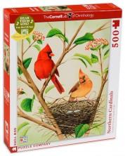 Puzzle New York Puzzle de 500 piese - Cardinal nordic