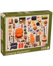 Puzzle New York Puzzle de 500 piese - Echipament de camping