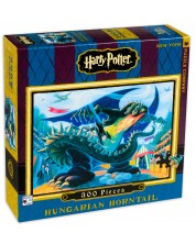 Puzzle New York Puzzle de 300 piese - Hungarian Horntail