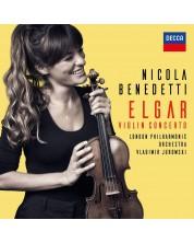 Nicola Benedetti, Vladimir Jurowski - Elgar (CD)