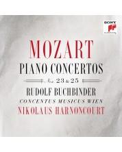 Nikolaus Harnoncourt - Mozart: Piano Concertos Nos. 23 & 25 (CD)