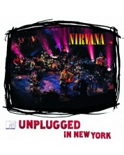 Nirvana - MTV (Logo) Unplugged In New York (Vinyl)