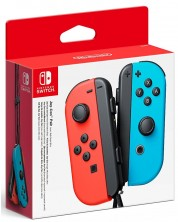 Nintendo Switch Joy-Con (set controllere) albastru/rosu -1