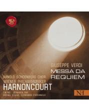 Nikolaus Harnoncourt - Verdi: Requiem (2 CD)