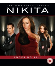 Nikita - The Complete Series (Blu-ray)