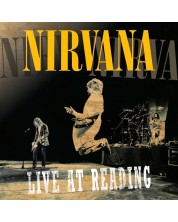 Nirvana- Live At Reading (CD)