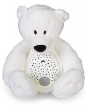 Lampa de veghe - Ursulet alb, K999-313 -1