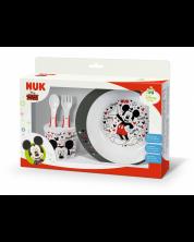 Set hranire bebe Nuk - Mickey -1