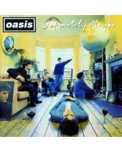 Oasis- Definitely Maybe (CD)
