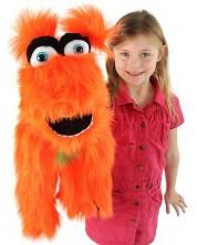 Papusa pentru teatrul de papusi The Puppet Company - Monstru portocaliu