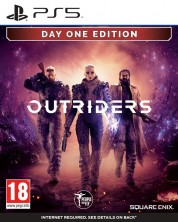Outriders - Day One Edition (PS5) -1