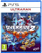 Override 2: Ultraman Deluxe Edition (PS5)	 -1