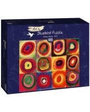 Puzzle Bluebird de 1000 piese - Colour Study, 1913