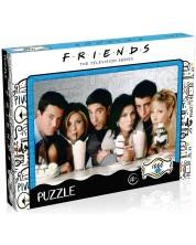 Puzzle Winning Moves de 1000 piese -Friends milkshake