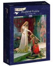 Puzzle Bluebird de 1000 piese - The Accolade, 1901
