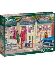 Puzzle Falcon de 1000 piese - The Hairdressers -1