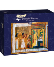 Puzzle Bluebird de 1000 piese - Book of the Dead
