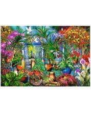 Puzzle Trefl de 1500 piese - Secret garden